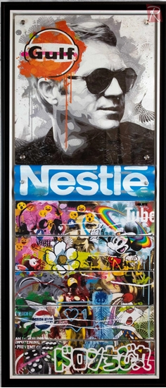 Picture of Mass McQueen - Nestle Blue