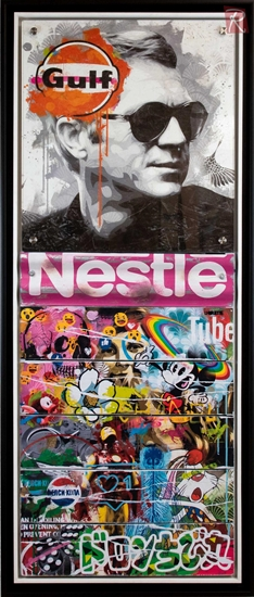 Picture of Mass McQueen - Nestle Pink