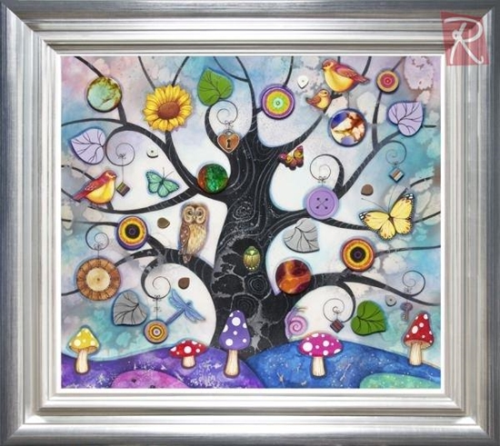 Picture of Tree of Charms - Blue