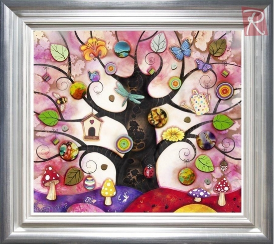 Picture of Tree of Charms - Pink