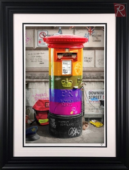 Picture of Postman Patrick (Rainbow Edition)