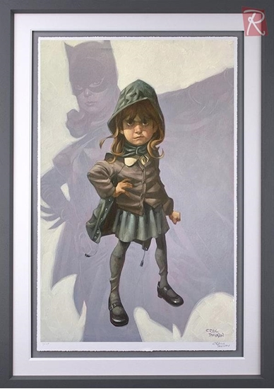 Picture of Gotham Girl - Paper