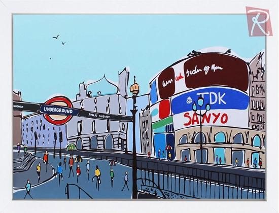 Picture of Piccadilly Circus