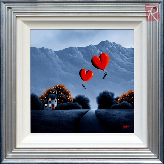 Picture of Love Floating High