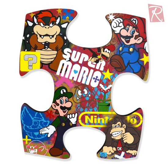 Picture of Mario Mashup